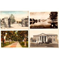 University of Nevada Postcard Collection