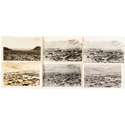 Six RPC's of Rhyolite