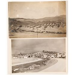 Two Ruth Real Photo Postcards