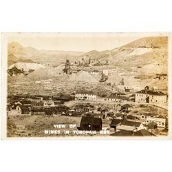 Mines of Tonopah Postcards