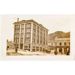 Mizpah Hotel Photo Postcard