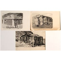 Three Rounsevell Tonopah Postcards