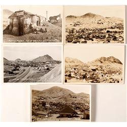 Tonopah Real Photo Postcards #2