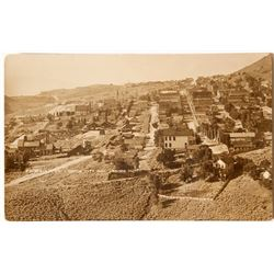 19811 Osborn Real Photo Postcard of Virginia City