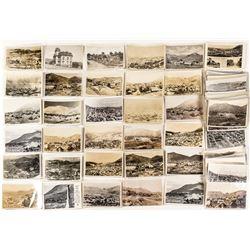 Historic Virginia City Postcard Archive