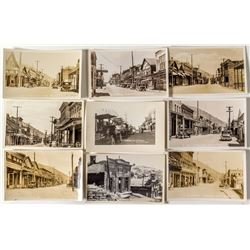 Nine Nicer Virginia City Street Scenes