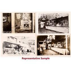 Small Virginia City Postcard Collection