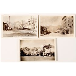 Main Street Photo Postcards from Winnemucca
