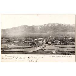 Winnemucca Early Photo Postcard