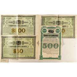 Lawrence County Bonds