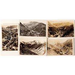 Five RPC's of Bingham Canyon