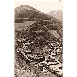 View of Kennecott Mine