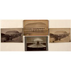 Cabinet Cards of Mormon Tabernacle