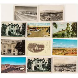 4 RPC's and 8 Other Postcards