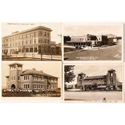 4 RPC's of Wyoming Buildings