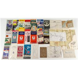Eastern & Southern Map Collection