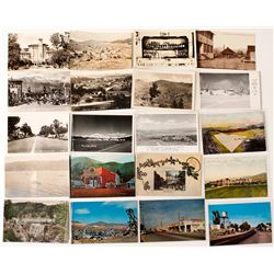 Large Remainder of Postcard Collection