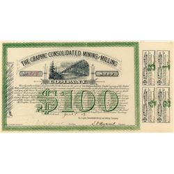 The Graphic Consolidated Mining Company Bond