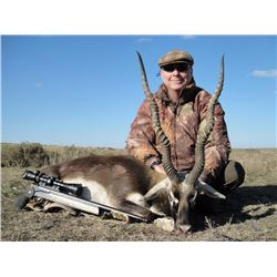 5-Day Big Game Hunt for Four Hunters in Argentina - Includes Trophy Fees