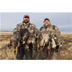 5-Day Whitetail Deer and Waterfowl Hunt for Two Hunters in Canada - Includes Trophy Fees