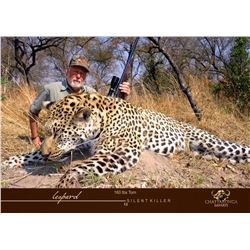 14-Day Dangerous Game Leopard/Buffalo Hunt for One in Matetsi, Zimbabwe - Includes Trophy Fees and G