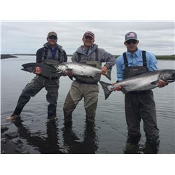 7-Day Fishing Trip for Two Anglers on the Alaska Peninsula