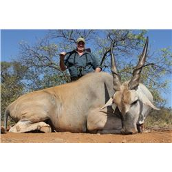 10-Day Spiral Horn Safari for One Hunter and One Non-Hunter in South Africa - Includes Trophy Fees