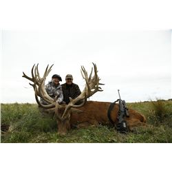 7-Day Big Game and Wingshooting Hunt for Four Hunters in Argentina - Includes Trophy Fees