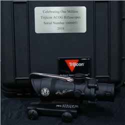 DSC Engraved Trijicon ACOG Scope
