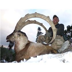 7 to 10-day Choice of Destination Hunt and Choice of Species Hunt for One Hunter