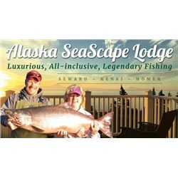 5-night/4-day Alaska Fresh/Saltwater Fishing Package for Four Anglers
