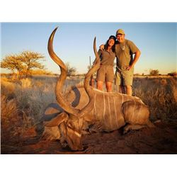 8-day Namibia Plains Game Trophy/Management Hunt for One Hunter and Three Observers