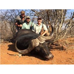 10-day South African Cape Buffalo Safari for One Hunter and One Observer