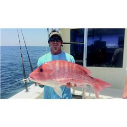 4-day Texas Saltwater Adventure for Four Anglers