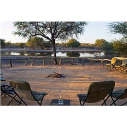 7-day Botswana Plains Game Hunt for One Hunter and One Observer