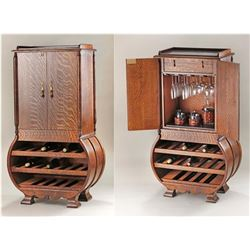 Wine - Liquor Cabinet