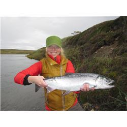 5-day Alaska Salmon, Trout and Char Fishing Trip for Two Anglers