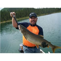 5-day British Columbia Northern Pike Fishing Trip for Two Anglers