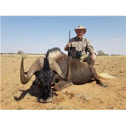 12-day South Africa Plains Game and Dove Hunt for Two Hunters and Sightseeing for Two Observers