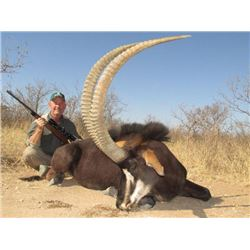7-day South Africa Safari with $3,000 Credit Toward Trophy Fees for Four Hunters
