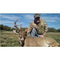 5-day Mexico Coues Deer Hunt One Hunter
