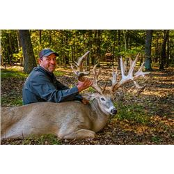 4 DAY MICHIGAN WHITE-TAILED DEER HUNT FOR ONE HUNTER