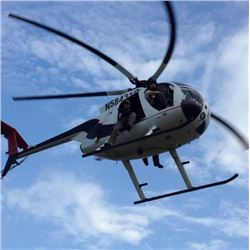 2 DAY LIVE-FIRE HELICOPTER SHOOT FOR FOUR WITH TRG SPECIAL OPS PERSONNEL