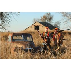 2 DAY PHEASANT HUNT FOR 8-10 HUNTERS
