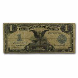 1899 $1.00 Silver Certificate Black Eagle