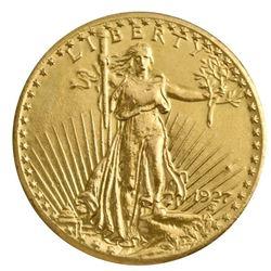 $20 Saint-Gaudens Gold Double Eagle BU ( Minted 1907-1933)