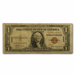 1935-A $1.00 Brown Seal Hawaii F/VF