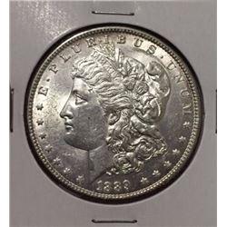 1889 MORGAN DOLLAR BU MS-63