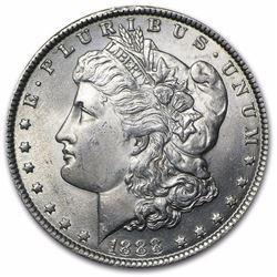 1888 Morgan Dollar BU MS-63
