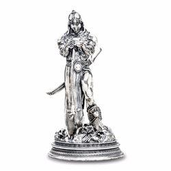 6 oz Pure Silver Limited Edition Antique Statue - Frank Frazetta (Death Dealer III) Sci-Fi/Fantasy